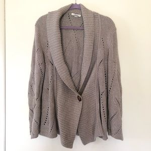 Coldwater Creek Cardigan Sweater Size Large